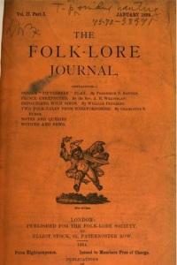 FolkloreJournal